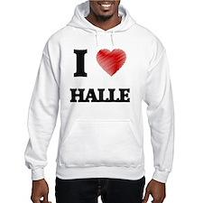 Cute Halle Jumper Hoody