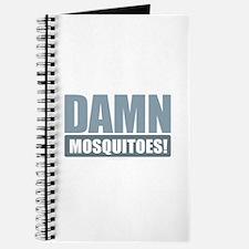 Damn Mosquitoes Journal