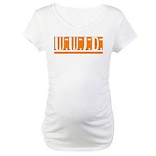 Orange WWJD Shirt