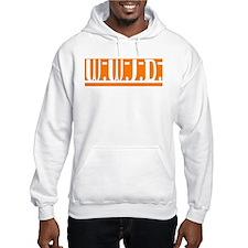 Orange WWJD Hoodie