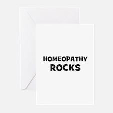Homeopathy Rocks Greeting Cards (Pk of 10)