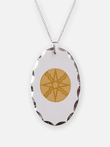 Star of Shamash Necklace