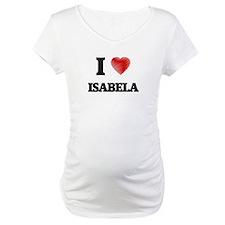 I Love Isabela Shirt