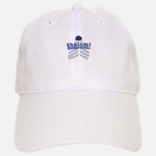 Shalom! Baseball Baseball Baseball Cap
