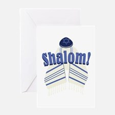Shalom! Greeting Cards