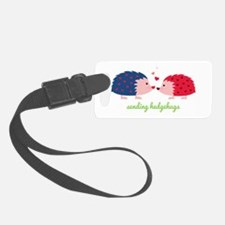 Sending Hedgehugs Luggage Tag