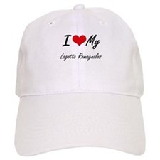 I Love My Lagotto Romagnolos Baseball Baseball Cap