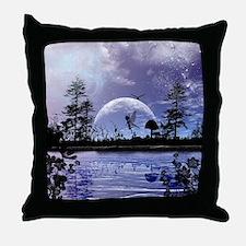 Cute fairy Throw Pillow