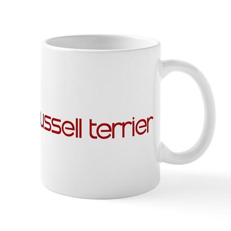 Parson Russell Terrier (dog p Mug