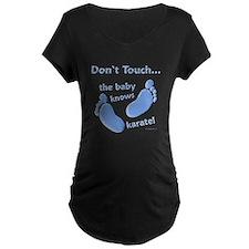 Karate Baby Blue T-Shirt