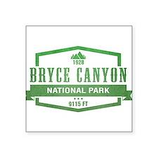 """Cute Bryce Square Sticker 3"""" x 3"""""""