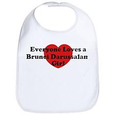 Brunei Darussalam girl Bib