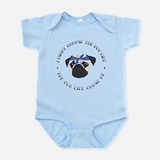 Cute Thug life Infant Bodysuit