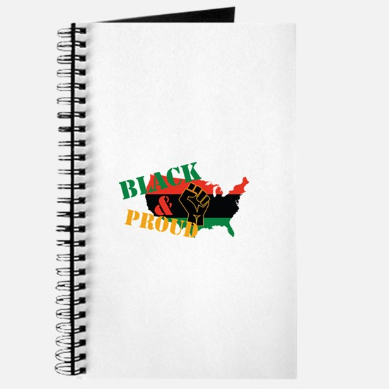 Black & Proud Journal