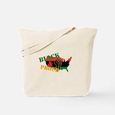 Black & Proud Tote Bag