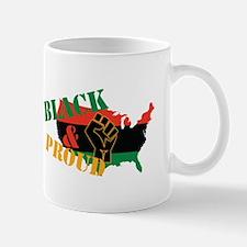 Black & Proud Mugs