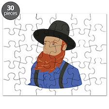 Amish Man Puzzle