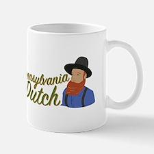 Pennsylvania Dutch Mugs
