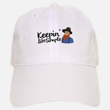 Keepin Life Simple Baseball Baseball Baseball Cap