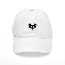 Rorschach Test Baseball Baseball Baseball Cap