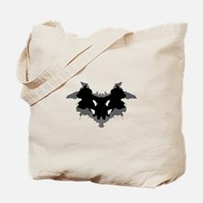 Rorschach Test Tote Bag