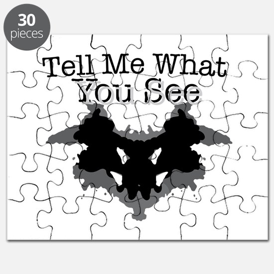 What You See Puzzle