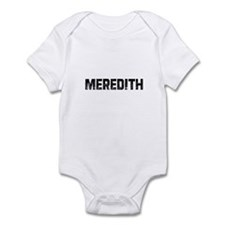 Meredith Infant Bodysuit