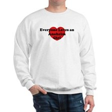 Anaheim girl Sweatshirt