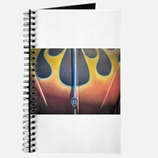 VW Flame Paint Journal