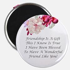 Unique Friendship Magnet