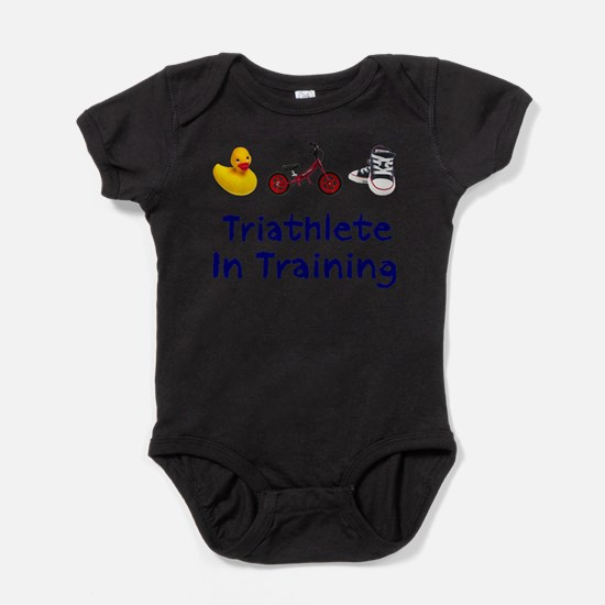 Cool Biker training Baby Bodysuit