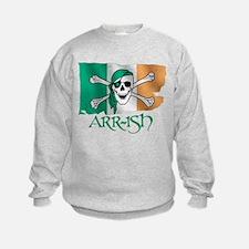 Arr-ish Pirate Sweatshirt