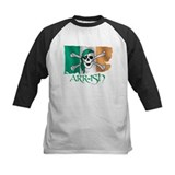 Boys st patricks pirate Baseball Jersey