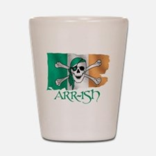 Arr-ish Pirate Shot Glass