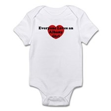 Albany girl Infant Bodysuit