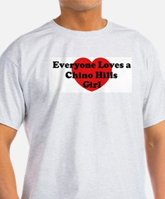 Chino Hills girl T-Shirt