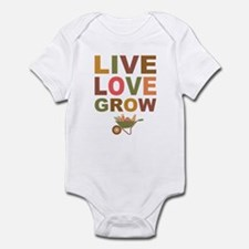 Live Love Grow Infant Bodysuit