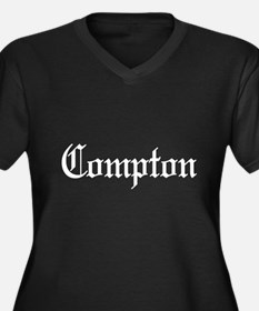 City of Compton Plus Size T-Shirt