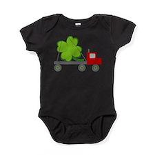 Cute Childrens irish Baby Bodysuit