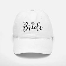 Chic Typography - Bride Cap