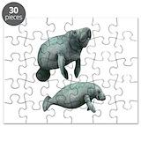 Florida manatee Puzzles
