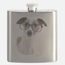 Unique Whippet Flask
