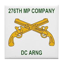 276th MP Company <BR>Tile Coaster 1