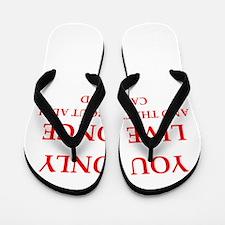 once Flip Flops