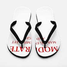 moderate Flip Flops