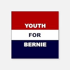 Youth for Bernie Sticker