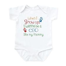 CEO Like Mommy Infant Bodysuit