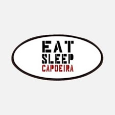 Eat Sleep Capoeira Patch