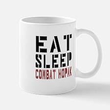 Eat Sleep Combat Hopak Mug