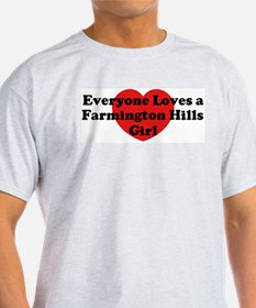 Farmington Hills girl T-Shirt